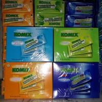 Grosir Obat Batuk KOMIX box OBH /JERUK NIPIS / JAHE / MINT