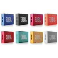 JBL GO Wireless Bluetooth Portable Speaker with speakerphone - Garansi
