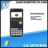 Kalkulator Graphic/Scientific Ilmiah Casio FX-CG50 / FX CG50
