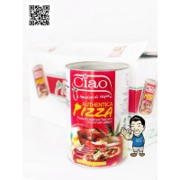 Ciao Authentica Pizza Tomato Puree- Crushed Tomatoes 4100g- GOSEND