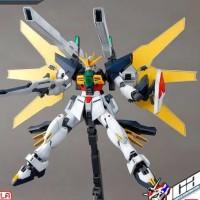 Bandai MG 1/100 master grade Gundam Double X