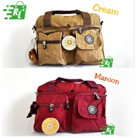 Tas Slempang Travel Kipling 2in1 Kp59