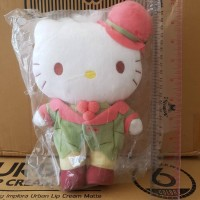 BONEKA Hello Kitty Dear Daniel Sanrio ORI Changi mystical garden
