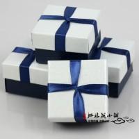 Kotak Cincin Pita Gift Box Aksesoris kalung Gelang