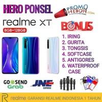 REALME XT RAM 8/128 GB GARANSI RESMI REALME INDONESIA