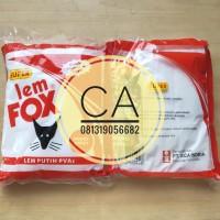 LEM FOX PUTIH 700GR SLIME / KAYU / KERTAS