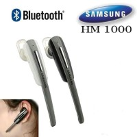 Headsfree / Earphone / Heandset Bluetooth Samsung HM1000 BERKUALITAS