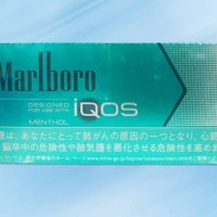 malrboro iqos menthol