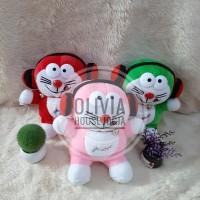 Boneka Doraemon Headset S Cute
