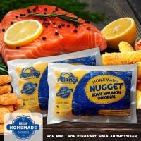 Nugget Salmon Original / Pelangi / Healthy Frozen Food