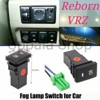 Saklar Lampu Mobil Toyota / Tombol On Off Lampu Mobil DC 12 Volt