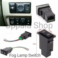 Switch Fog Lamp Toyota / Saklar Lampu Mobil Toyota / Switch On Off