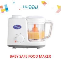 Baby Safe Food Maker / blender murah / pengukus makanan bayi - Tanpa Bubble