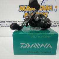 Reel Pancing BC Daiwa Laguna 100 HSLA garansi resmi reel baitcasting