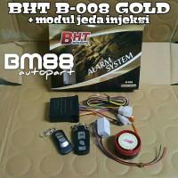 [PAKET] BHT Gold (B-008) + Modul Jeda Injeksi - Alarm New BHT Pink