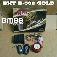 BHT Gold (B-008) - New BHT Pink - Alarm Motor Yg Paling Banyak Dicari