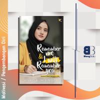 Buku Remember Me I Will Remember You Wirda Mansur