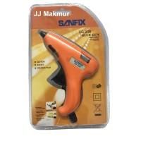 Sanfix SG20B Lem Tembak Kecil Bakar - Small Glue Gun Electric SG-20B
