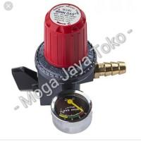 Regulator Gas Tekanan Tinggi - Winn Gas W 181 M (Original)