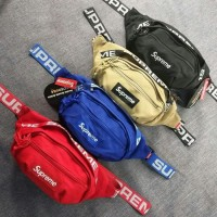supreme fw ss18 waist bag BNWT (Blue)