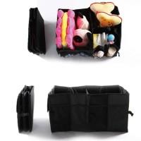 Car Tool box storage/car organizer bagasi mobil/ car trunk storage