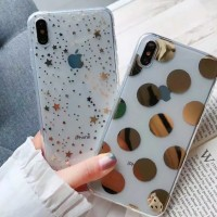 Casing Soft Case iPhone 6 / 6S / 6sp / 7 / 8 / 7P / 8P / x Motif Binta
