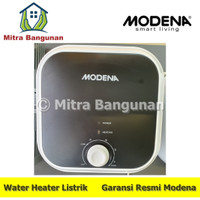 Water Heater Listrik Modena ES 15U (Kapasitas 15 Liter)