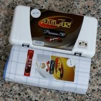 Promo Sarung Atlas Premium 750 5500 Benang - Warna Kombinasi