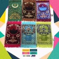 Promo Sajadah Anak / Kepala/ Kecil Iqbal Multi Colour Oleh Oleh