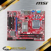Motherboard Soket LGA 775 G31 Ddr2 Merk MSI