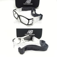 Kacamata futsal basket olahraga new balance 060 lensa minus