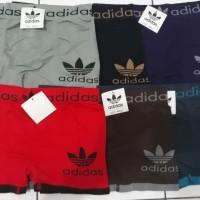 Celana Boxer Murah Adidas ALL Size