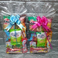 PESANAN KHUSUS paket Snack souvenir ulang tahun 14 ribu