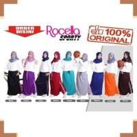 Pakaian Olahraga Wanita 2248 BEST SELLER COD Rocella Original,Rok