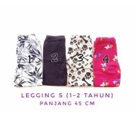Legging anak bayi motif size s