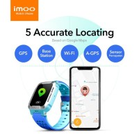 imoo watch phone y1 Smartwatch blue
