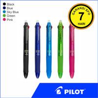 Pen Pilot Frixion 3 in 1 0.5mm - Merah Muda
