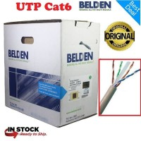 BELDEN 7814A CAT6 USA Original KABEL LAN UTP Meteran