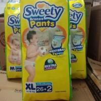 Sweety Pants Bronze size XL
