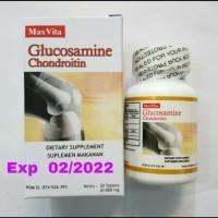 maxvita glucosamine chondroitin 30