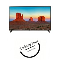 Led Smart TV Ultra HD 4K LG 55UK6300