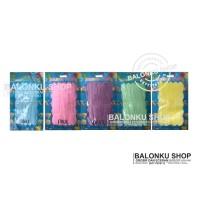 Backdrop / Rumbai Foil / Curtain Foil / Tirai Foil Pastel