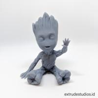 Cetak / Jasa 3D printing resin DLP