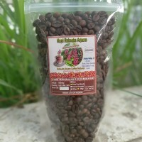 Kopi Sangray Roastbean Robusta Arjuno 1400 Mdpl 200 gram