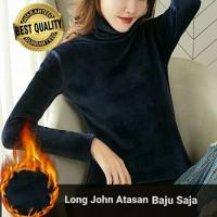 Long John Wanita / Pakaian Musim Dingin Atasan Saja 03