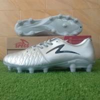Specs Barricada Maestro Pro FG (Sepatu Bola) - Silver/Black