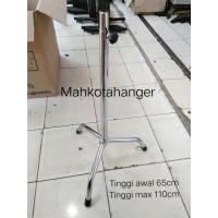 Kaki Besi Display Manekin / Kaki besi patung / kaki besi untuk manekin