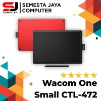 Pen Tablet One by Wacom Small CTL 472 - Small