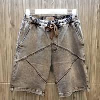 joger jeans pria premium soft jeans washed
