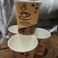papercup paper cup uk 8 oz, gelas kertas, gelas kopi, cup kertas